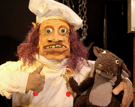 Monster Chef and Ratty